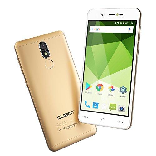 """Cubot R9 - Smartphone Libre DE 5.2"""""""
