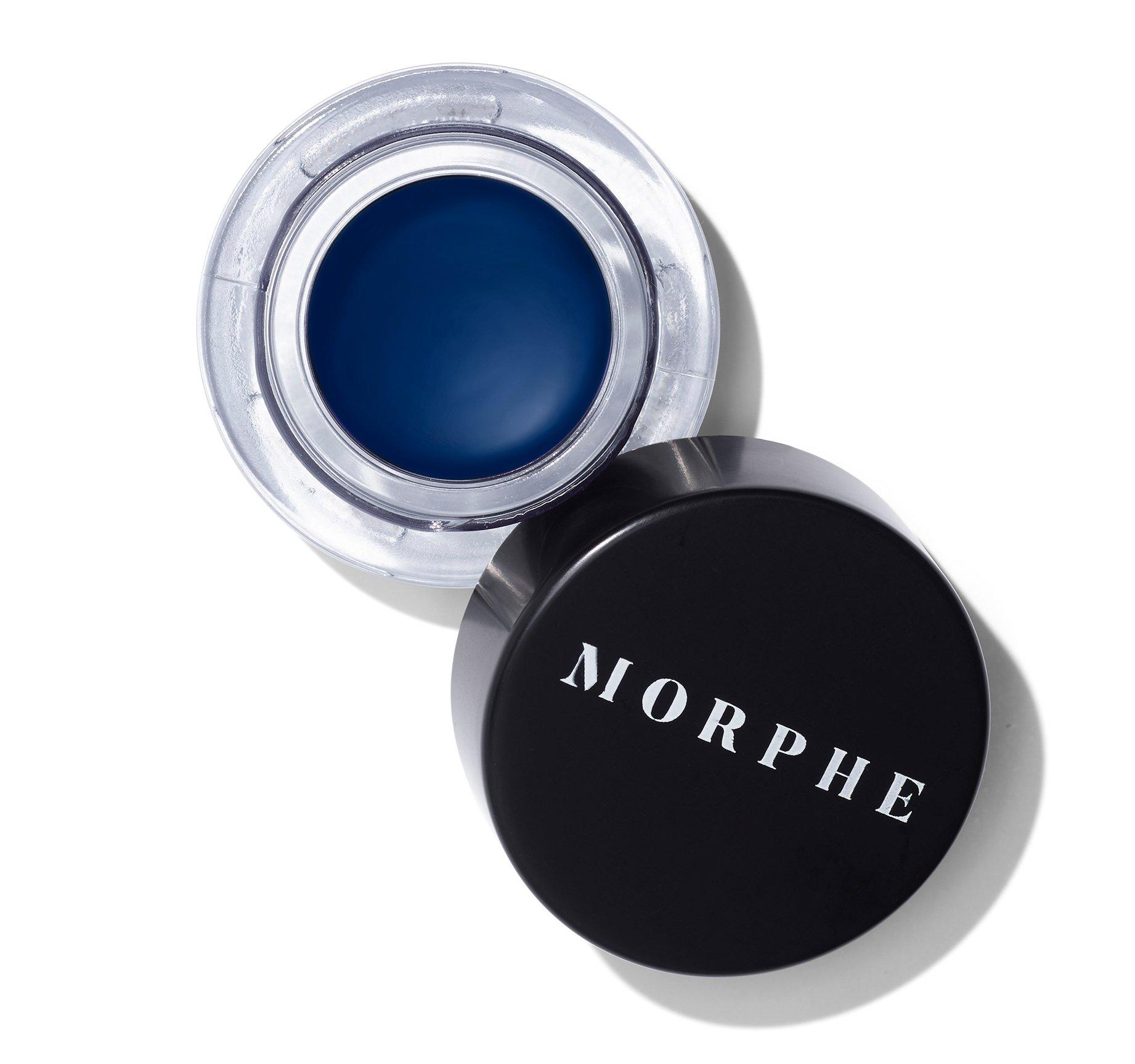 Delineador en gel azul eléctrico en MORPHE