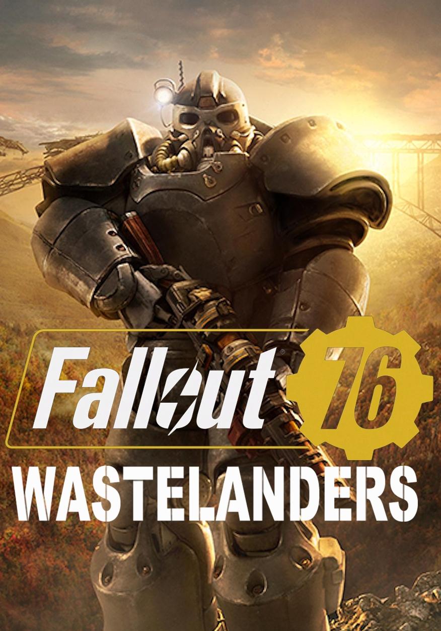 Fallout 76 Wastelanders (Europe)