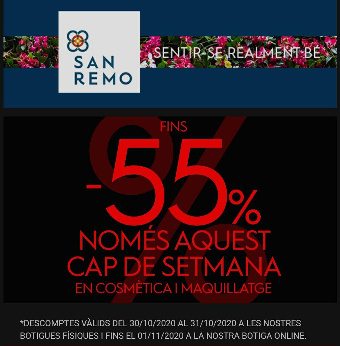 San Remo ⇒ Ofertas noviembre 2020 » Chollometro