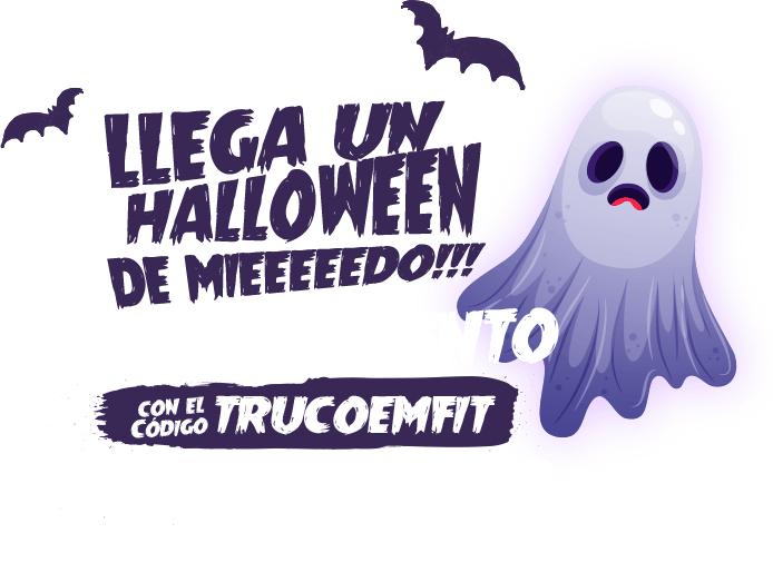 Descuento de Halloween en EMFIT