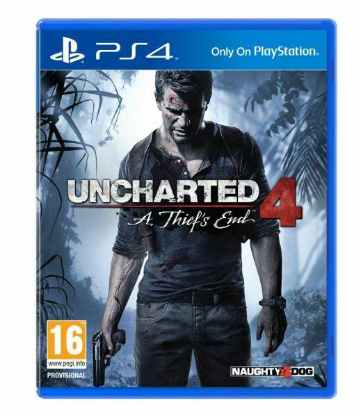 Uncharted 4 PS4 baja de precio