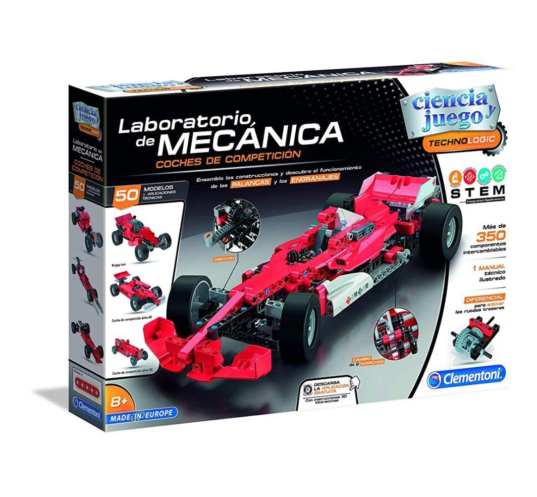 Laboratorio de Mecánica Formula 1