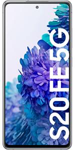 Samsung Galaxy S20 Fe 5G con Simyo