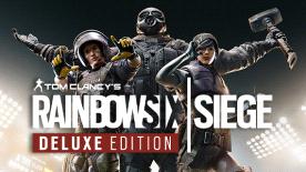 Tom Clancy's Rainbow Six® Siege Deluxe Edition, y demás ediciones.