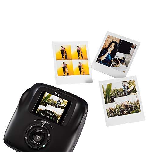 Fujifilm SQ20 Cámara estilo Polaroid pero con ventajas de cámara digital
