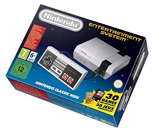 Classic Mini NES Nintendo solo 53€ (desde España)