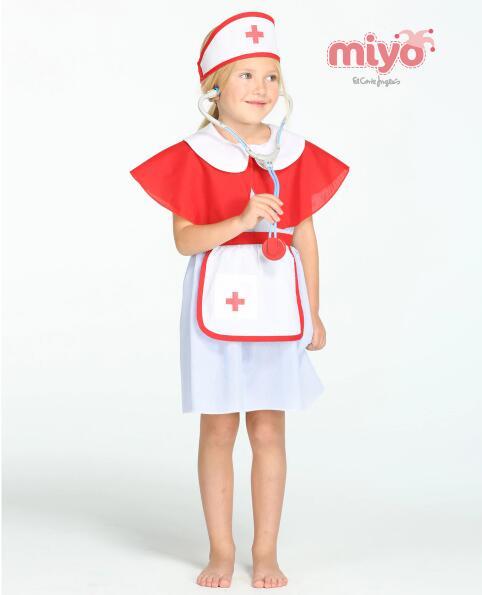Disfraz infantil de enfermera El Corte Inglés