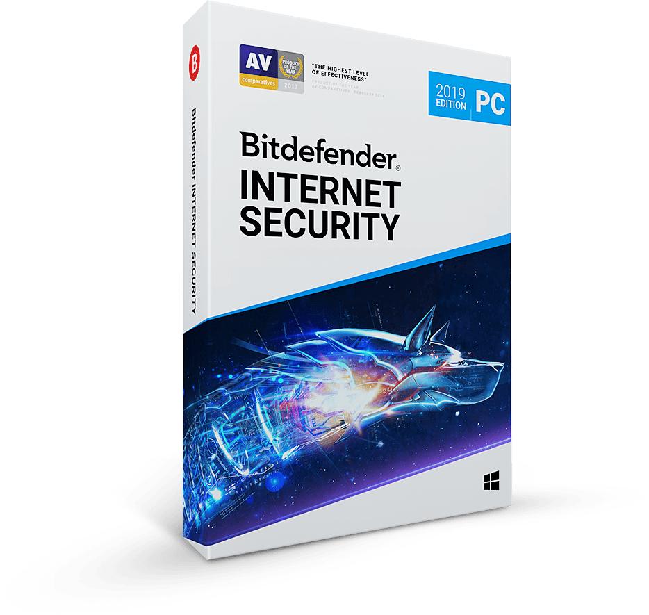 Bitdefender Internet Security 2019 GRATIS