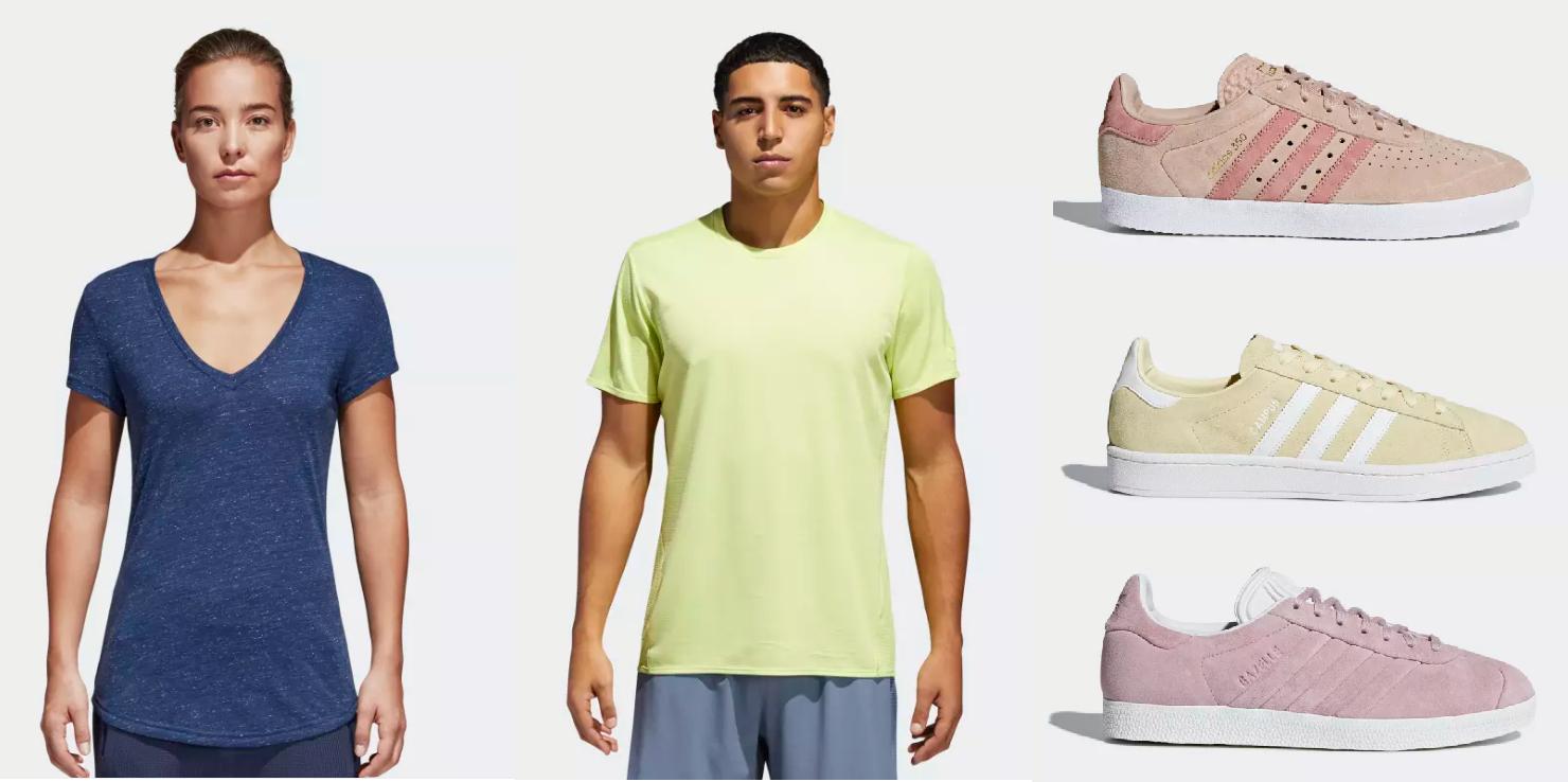 Dia XXI: 50%+20% EXTRA en +24 productos Adidas