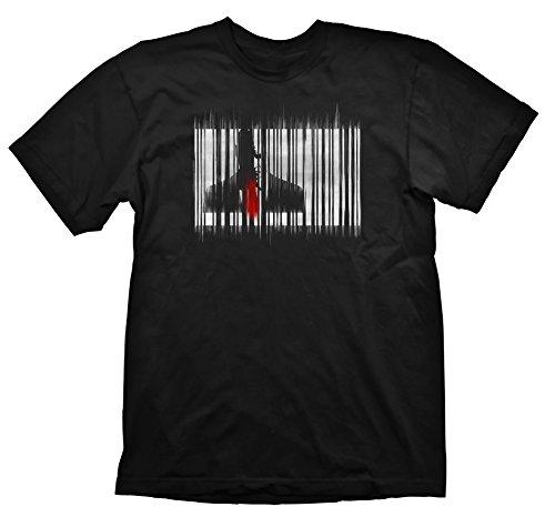 Camiseta HITMAN Talla S