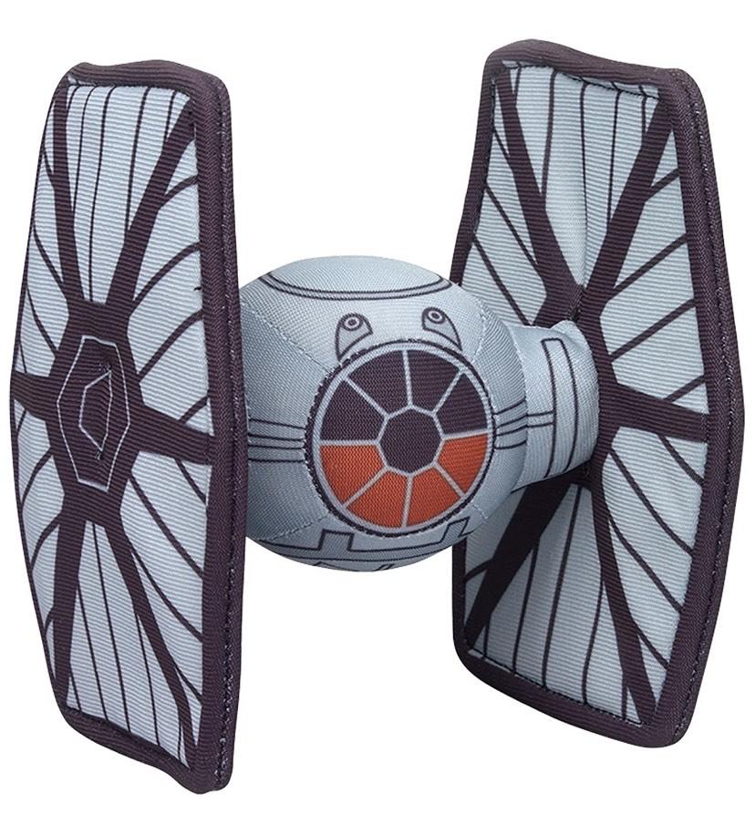 Star Wars Episodio VII Vehículo Peluche Tie Fighter 18 cm
