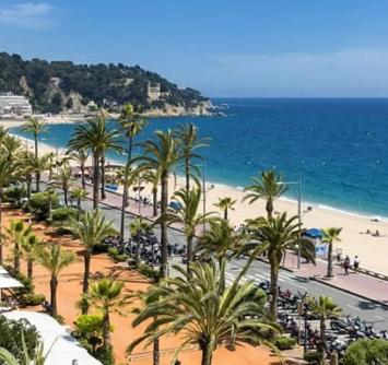 Lloret de Mar 45€: 2 noches en hotel 4* con media pensión incluida