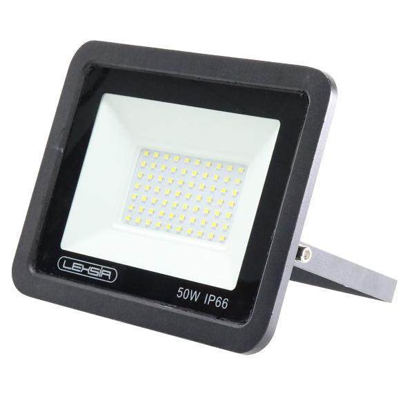 Foco Proyector LED SMD Lexsir 50W Regulable IP66 (Gastos de envio gratis desde 20€).