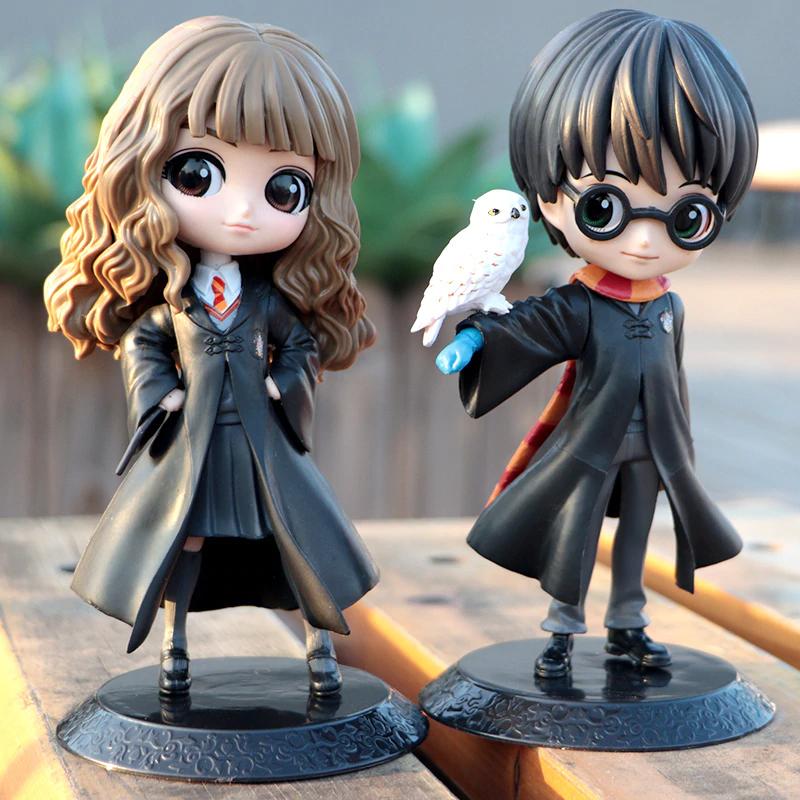 Figuras Harry Potter y sus amigos...y enemigos 16 cm