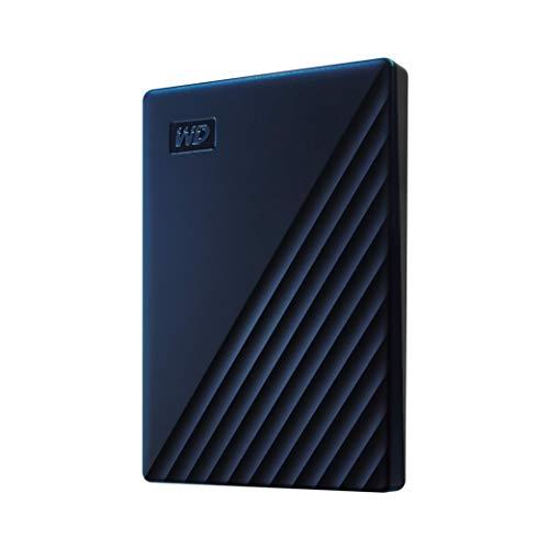 Disco Duro portátil My Passport WD para Mac de 2 TB - Preparado para Time Machine y con protección Mediante contraseña