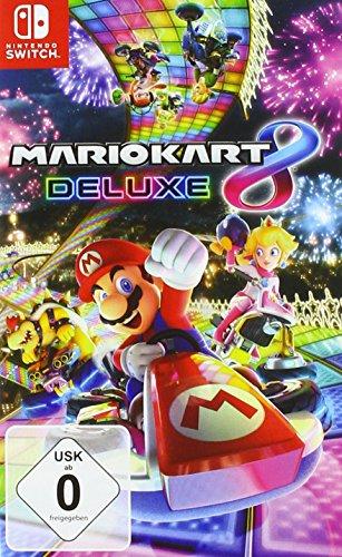 Mario Kart 8 Deluxe [Importación alemana]