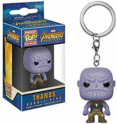 Funko Keychain de Thanos