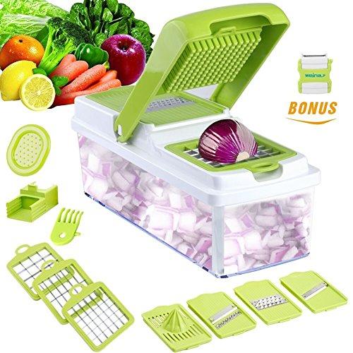Cortador/Rallador de frutas y verduras [WEINAS]