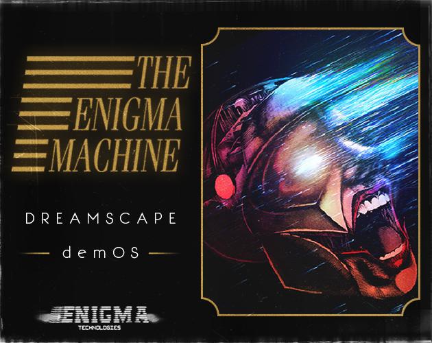 PC (DRM-FREE): THE ENIGMA MACHINE (GRATIS) - Efectos visuales VHS en un juego de terror en primera persona