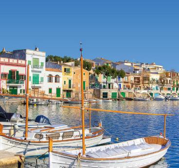Mallorca 116€/p = 4 noches en hotel 4* y vuelos