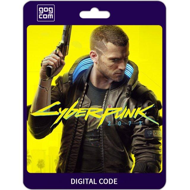 Cyberpunk 2077 para PC (GoG - DRM-Free)