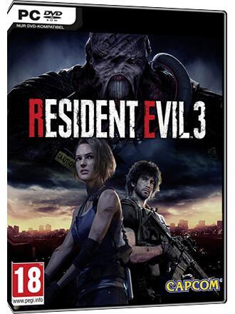 Resident Evil 3 - Remake Steam
