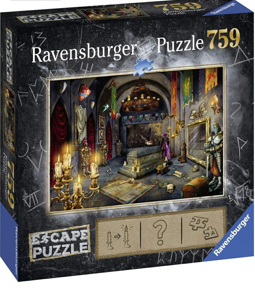 Ravensburger 00.019.961 puzzle Puzzle - Rompecabezas. 759 piezas