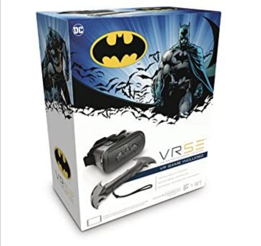 Modelco - Gafas VR - VRSE - Videojuego - Realidad virtual - Batman