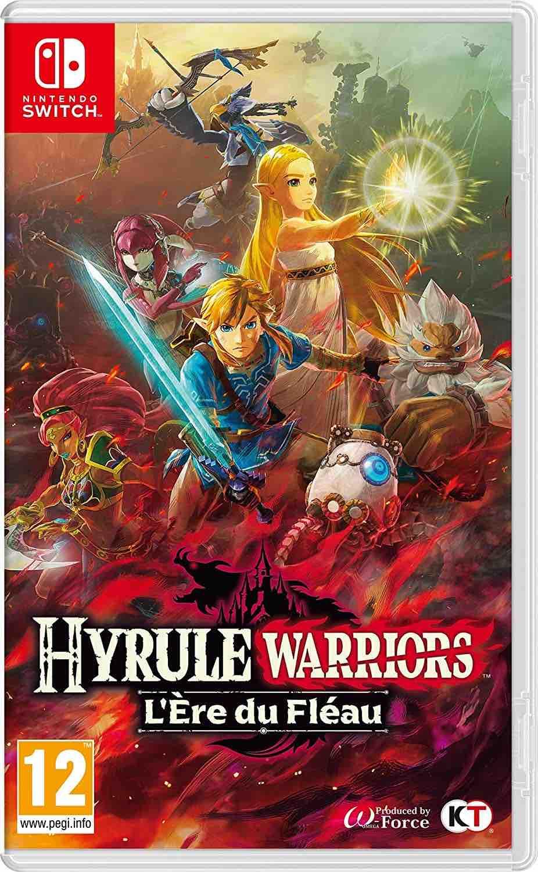 Hyrule Warriors La Era Del Cataclismo mejor precio de preventa. (50.39€)