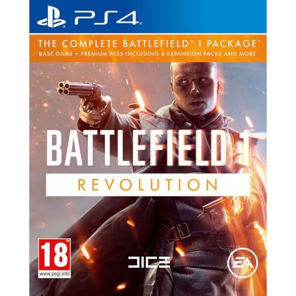 Battlefield 1 Revolution en PS4