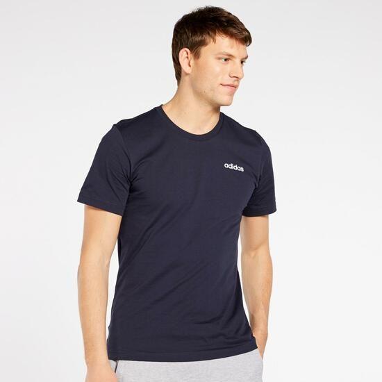 Camiseta Adidas azul marino sprinter