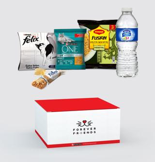 Kit Productos Purina y Nestlé para Gatos y Humanos GRATIS