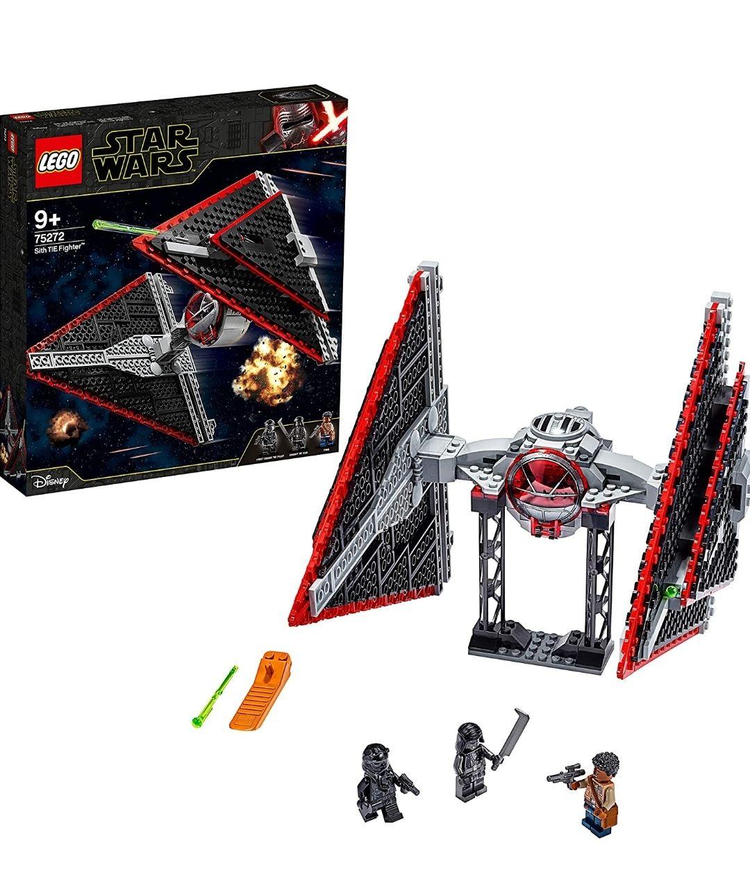 LEGO Star Wars - Caza TIE Sith