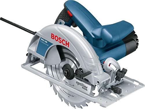 Bosch Professional GKS 190 | Sierra circular (1400 W, Disco 190 mm)