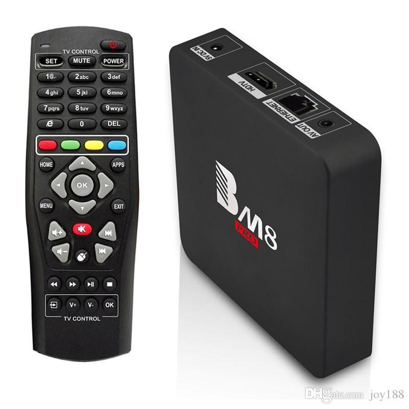 BM8 PRO Android TV 2GB + 32GB solo 29.9€ (desde España)