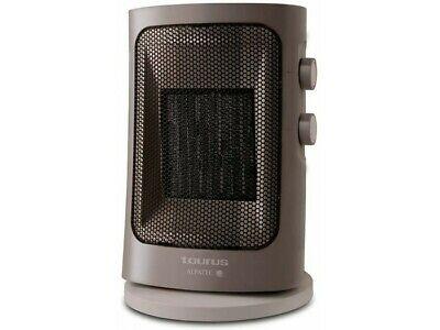 Calefactor Taurus Tropicano 5CR con función oscilante 1500W