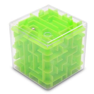Cubo laberinto 3D