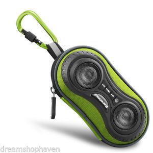 Altavoz Bluetooth con funda 1€, y 6W  a 2.99€