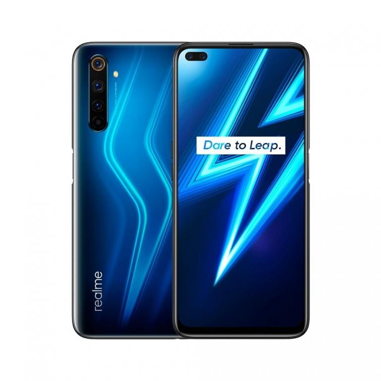 Realme 6 Pro Dual Sim 8/128GB Blue EU.
