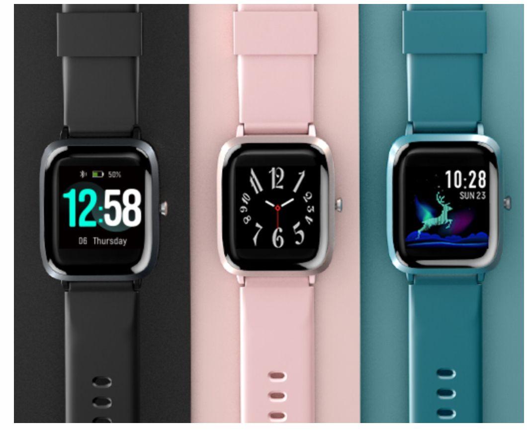 Blackview Smartwatch (varios colores)