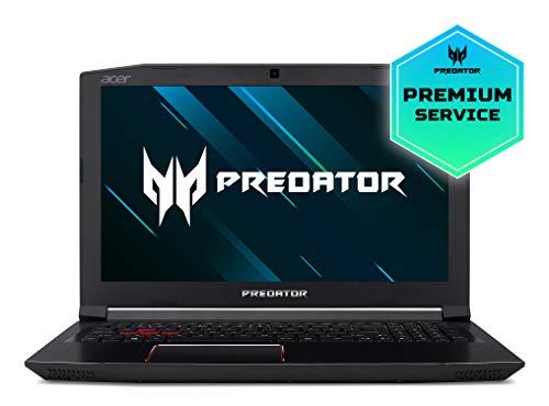 """Acer Predator Helios 300 - 15.6"""" FullHD (Intel Core i5-8300H, 8GB RAM, 1TB HDD, Nvidia GeForce GTX1060 3GB, Windows 10)"""