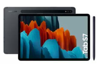 Samsung Galaxy Tab S7 [128 GB, WiFi] + Smartwatch Galaxy Watch Active 2
