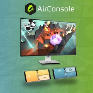 GRATIS :: AirConsole Hero +160 juegos durante 14 días
