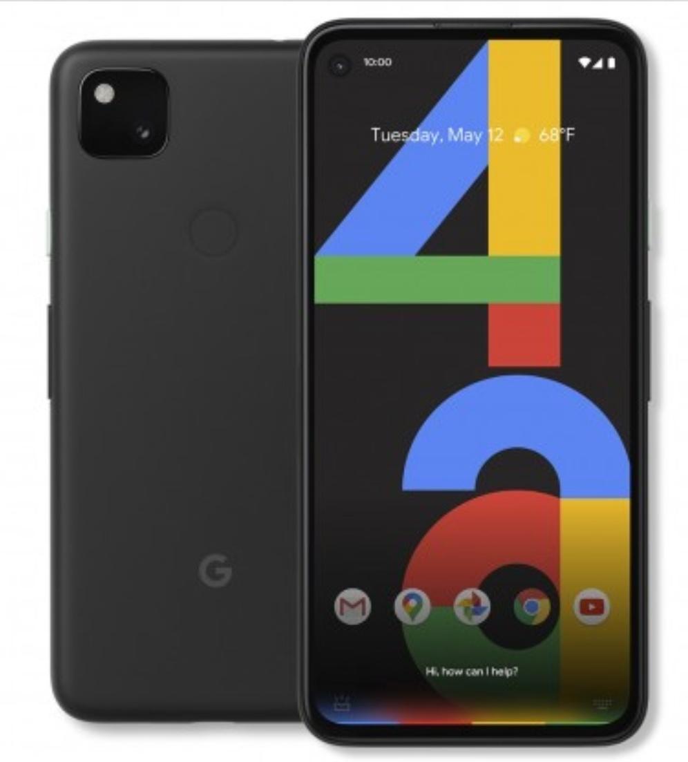 Google Pixel 4a 6GB/128GB (Nano SIM + eSIM) - Jet Negro