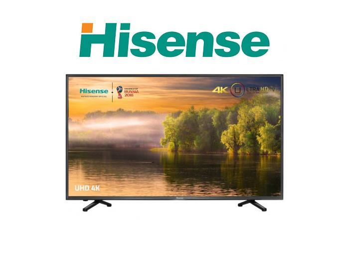 "Televisor Hisense 50"" a mita de precio"
