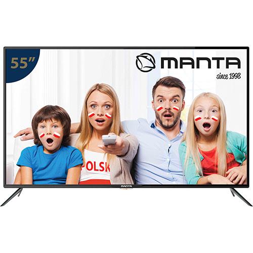 """Televisión DLED 55"""" 4K y AndroidTV por 294 euros"""