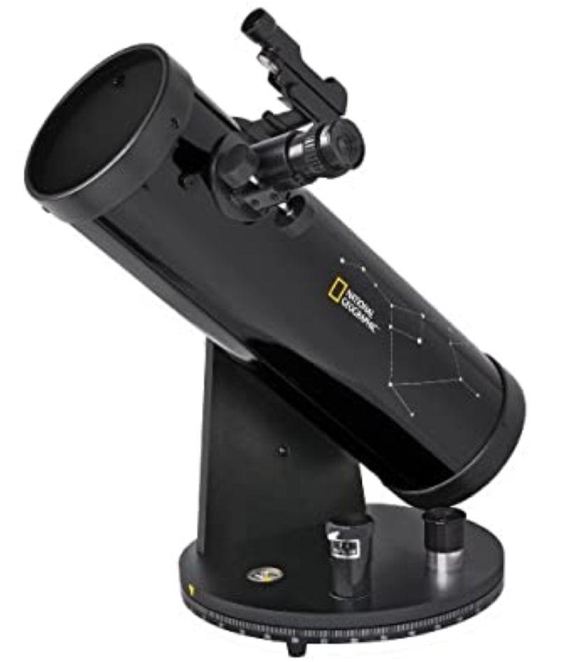 National Geographic 114/500 Telescopio compacto *Mínimo histórico*