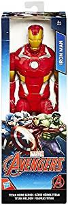 Figura Iron man 30cm.