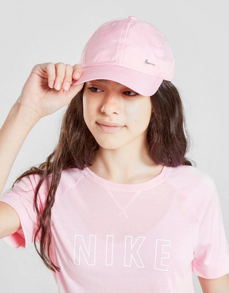 Gorra Nike Heritge 86 CAP junior color rosa